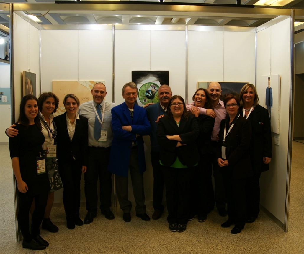 Lo staff del Centro Ambrosiano Oftalmico al Congresso di VideoCatarattaRefrattiva