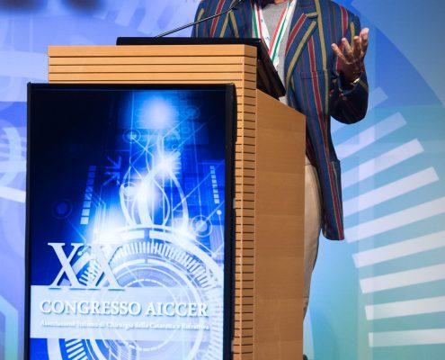 Lucio Buratto vince il Premio AICCER 2017
