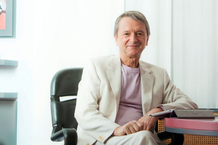coronavirus e occhi, intervista a Lucio Buratto - CAMO - Centro Ambrosiano Oftalmico