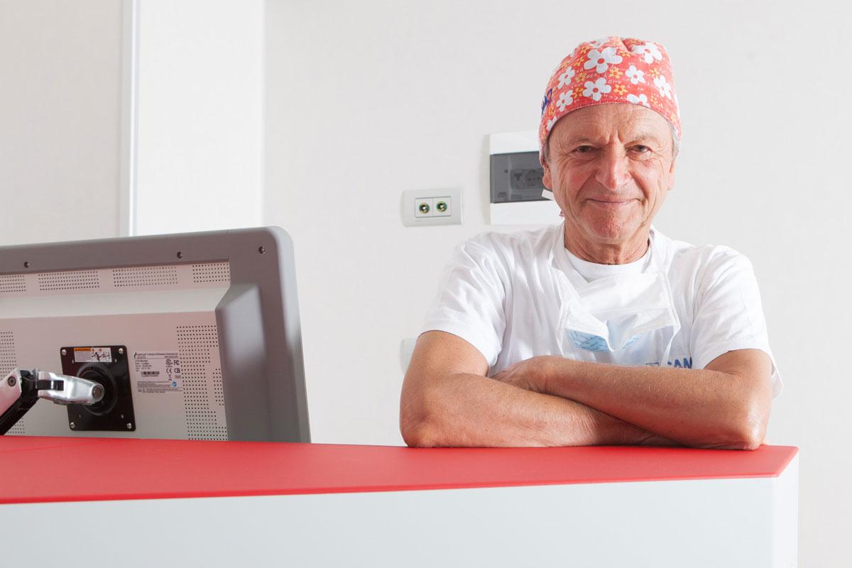 Dottor Lucio buratto - Centro Ambrosiano Oftalmico