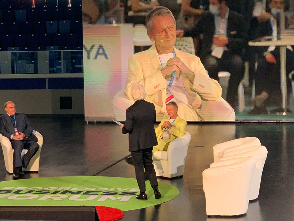 Lucio Buratto - Premio alla Carriera 2021 b2Eyes